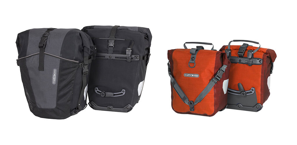 Ortlieb panniers reviews