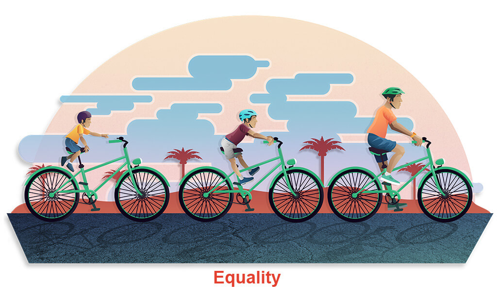 Bicycle equity