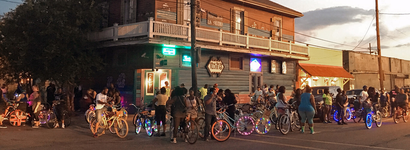 Easy Rider: How Social Rides are Reshaping the New Orleans Bicycling Scene