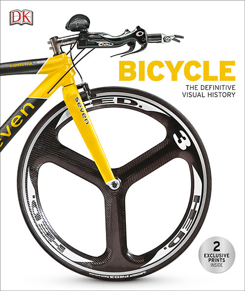"A Review of ""Bicycle: The Definitive Visual History"""