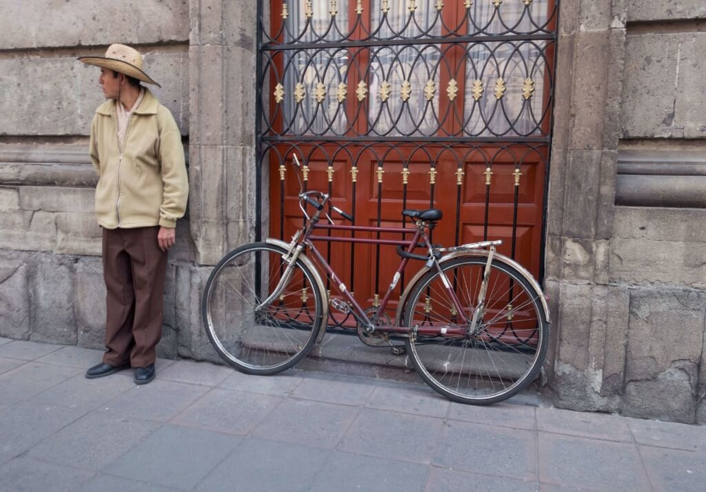 Mexico City Bicycle