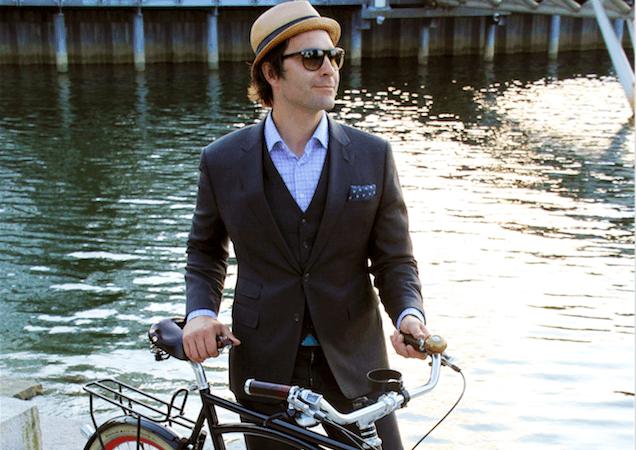 Dapper Bike Style with Paul W. Krueger