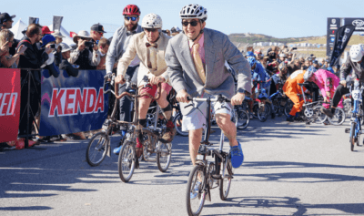 Sea Otter: A Celebration of Cycling