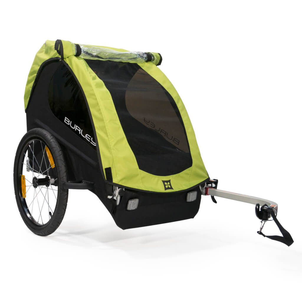 Burley Minnow Bicycle Trailer Kids