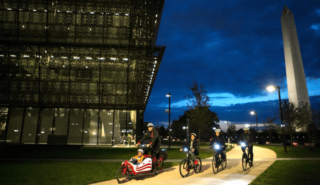 DC Cycling Concierge