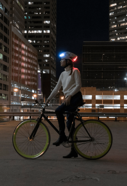 Lumos Helmet Review Integrated Lights
