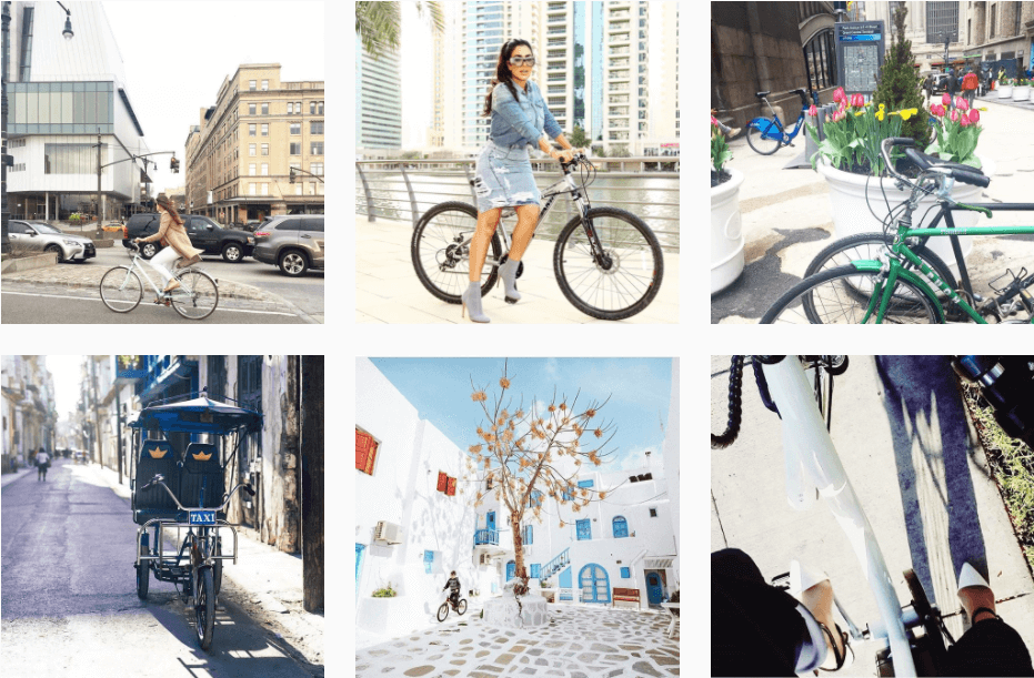 Best City Urban Cycling Instagram Accounts