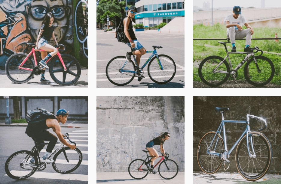 Best City Cycling Instagram Accounts
