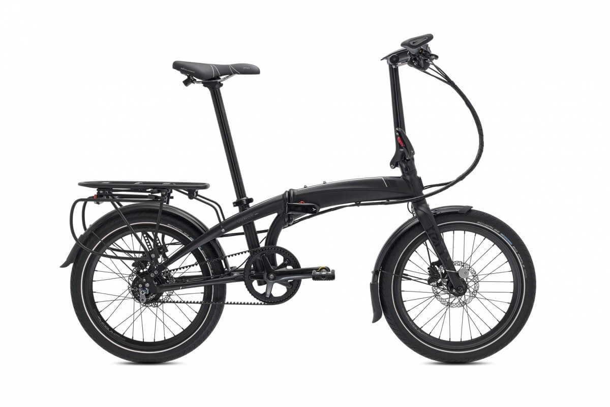 Tern Verge S81 folding bike with carbon drive