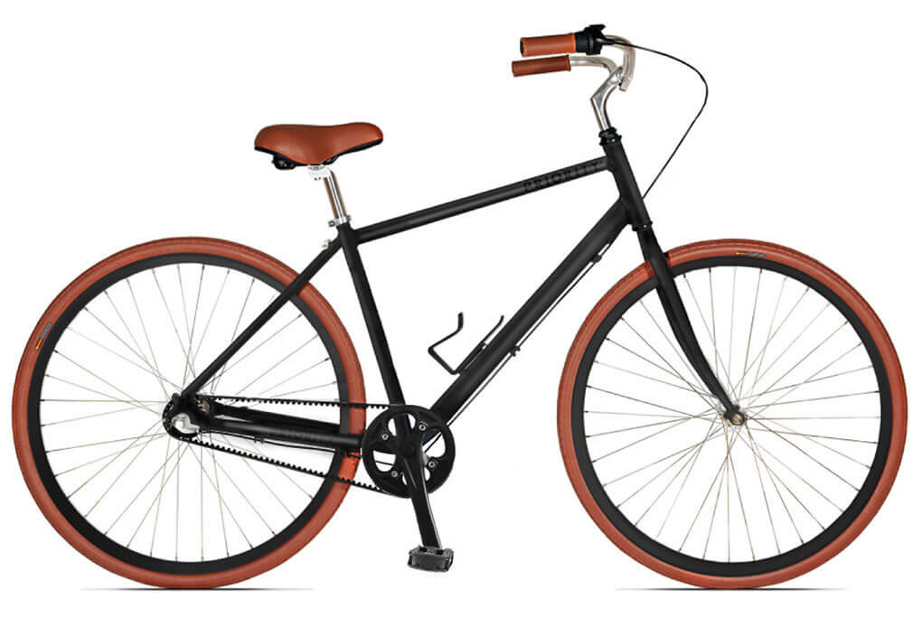 Priority Bicycles Classic Belt Drive commuter
