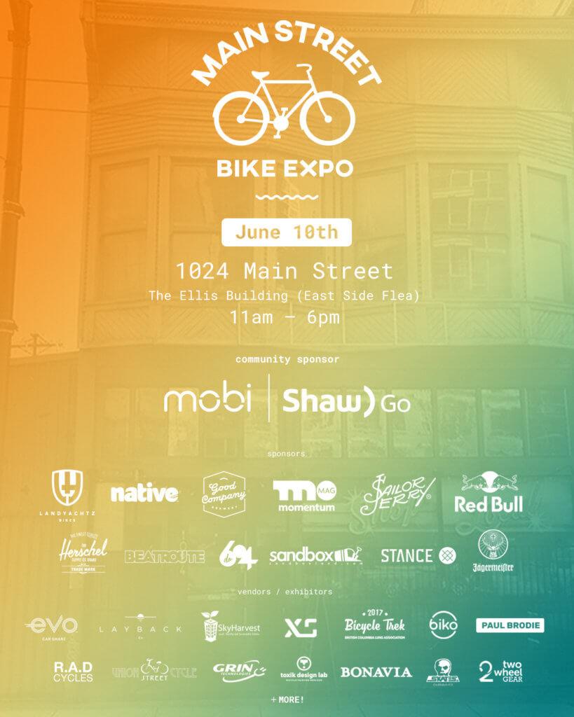 Main Street Bike Expo
