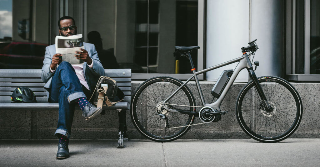Opus Urban City Bicycle Electric