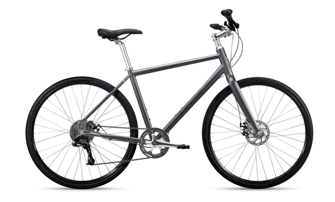 Daily Commuting on the C:1 City Bike by roll: