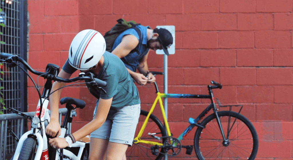 YourPlus Bike Lock System