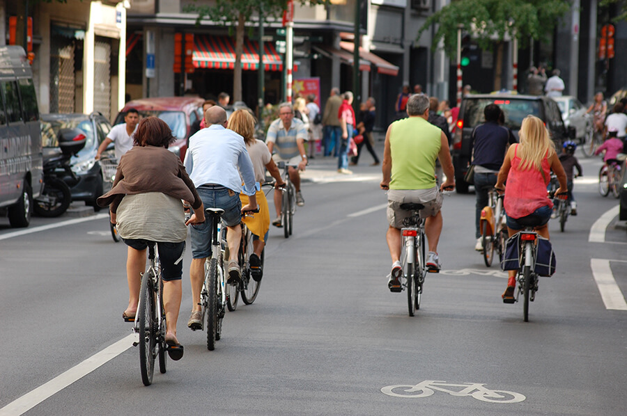 What Makes a City Great for Cycling?
