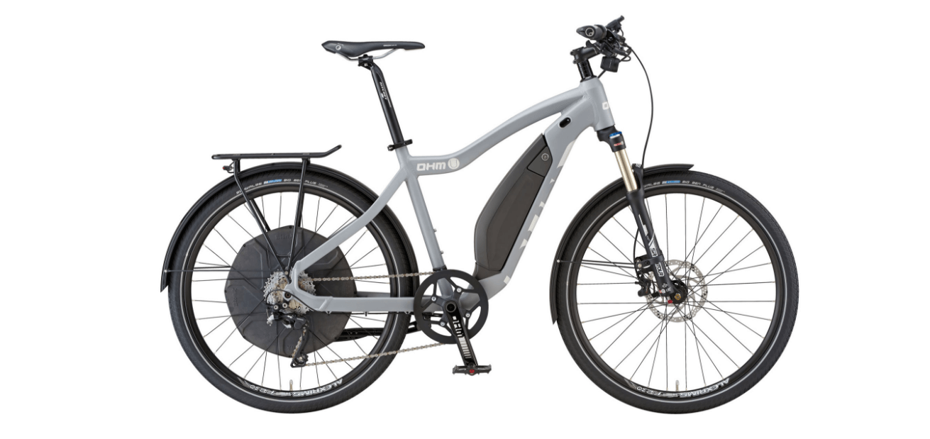 OHM Urban E-Bike Review