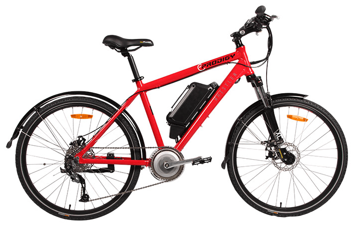 eProdigy Whistler E-Bike Review