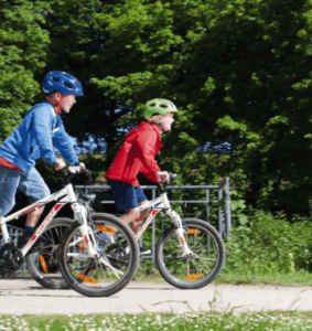 ABUS Kids Youn-I Bicycle Helmets