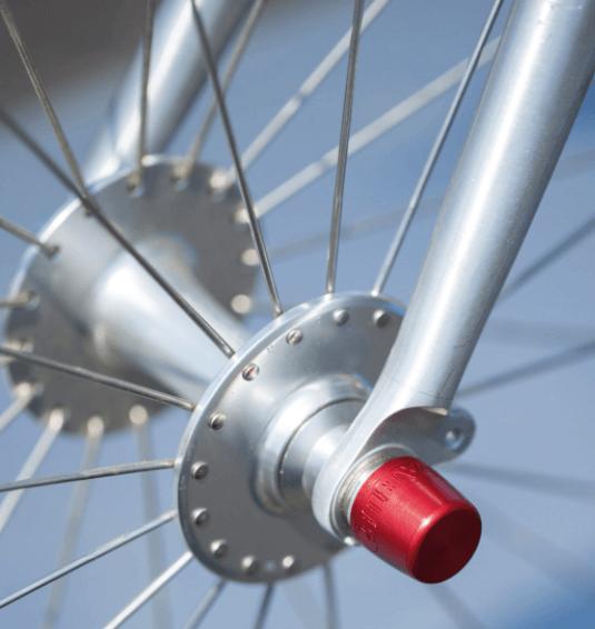 Keep e-bike safe with ABUS NutFix Axle-Set