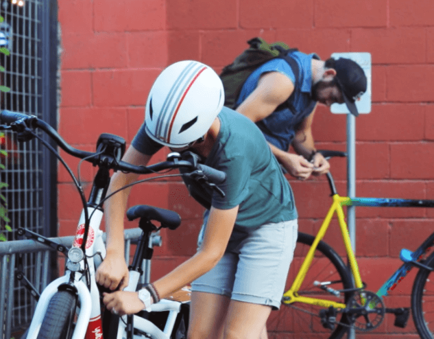 How to lock you ebike