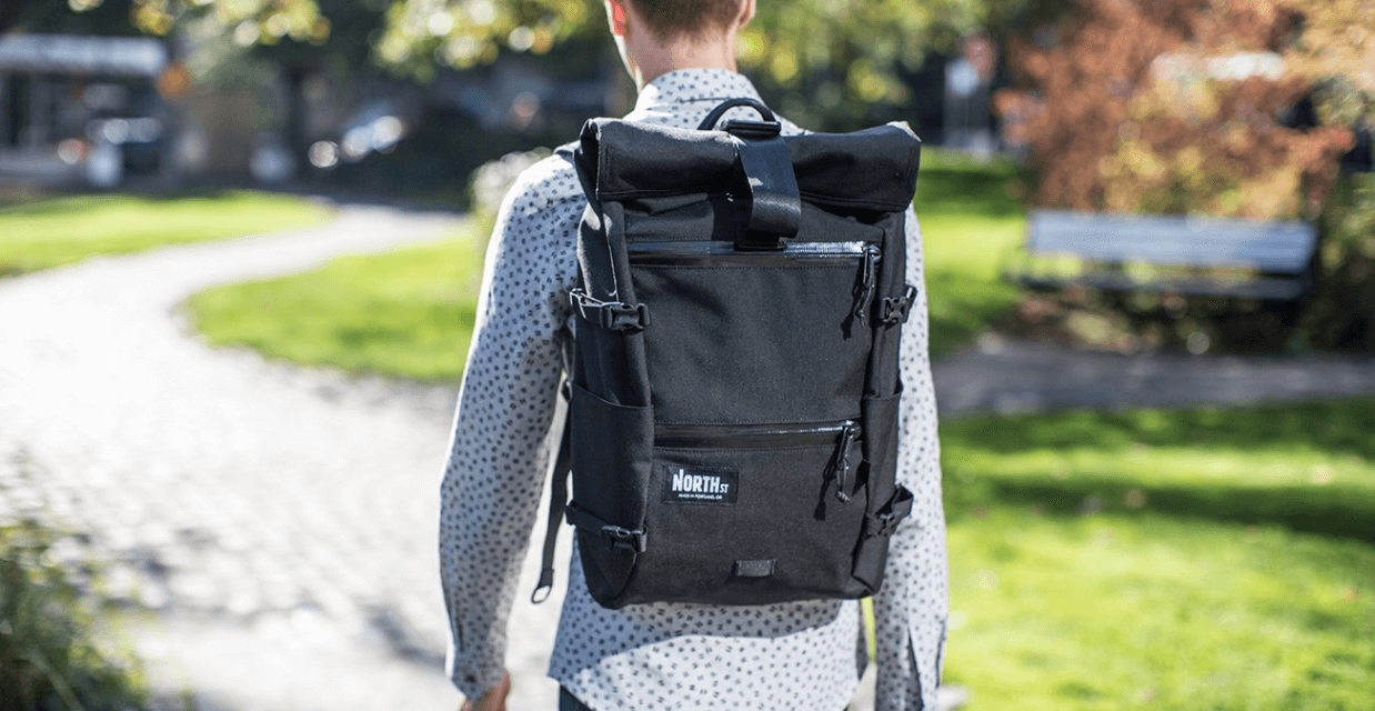 North St. Bags' Flanders Backpack Review