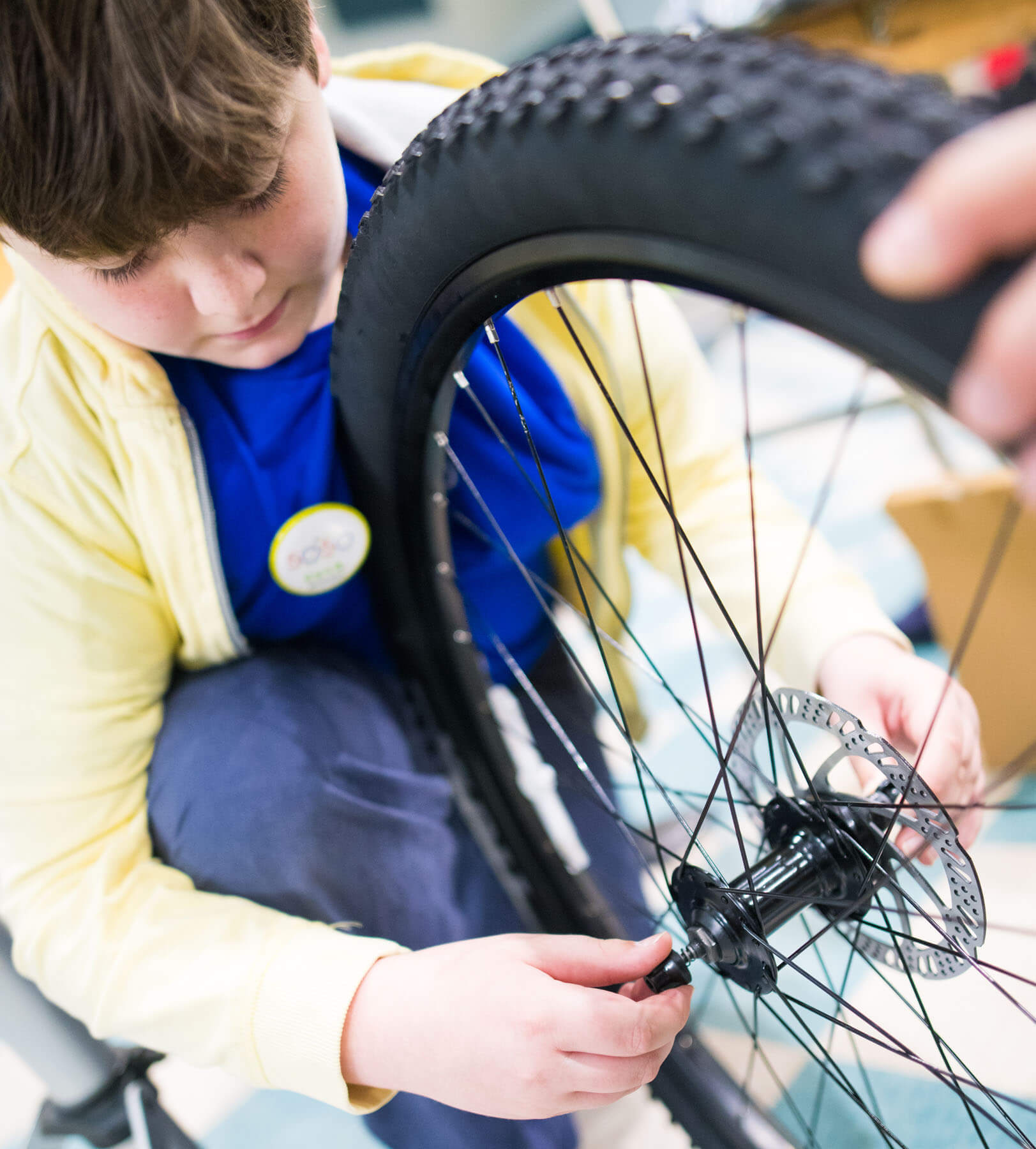 50 Bikes for 50 Kids – Building a Better Future