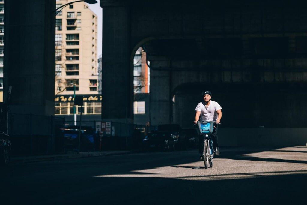 Mobi Bikes Bikeshare.com Vancouver Bike share