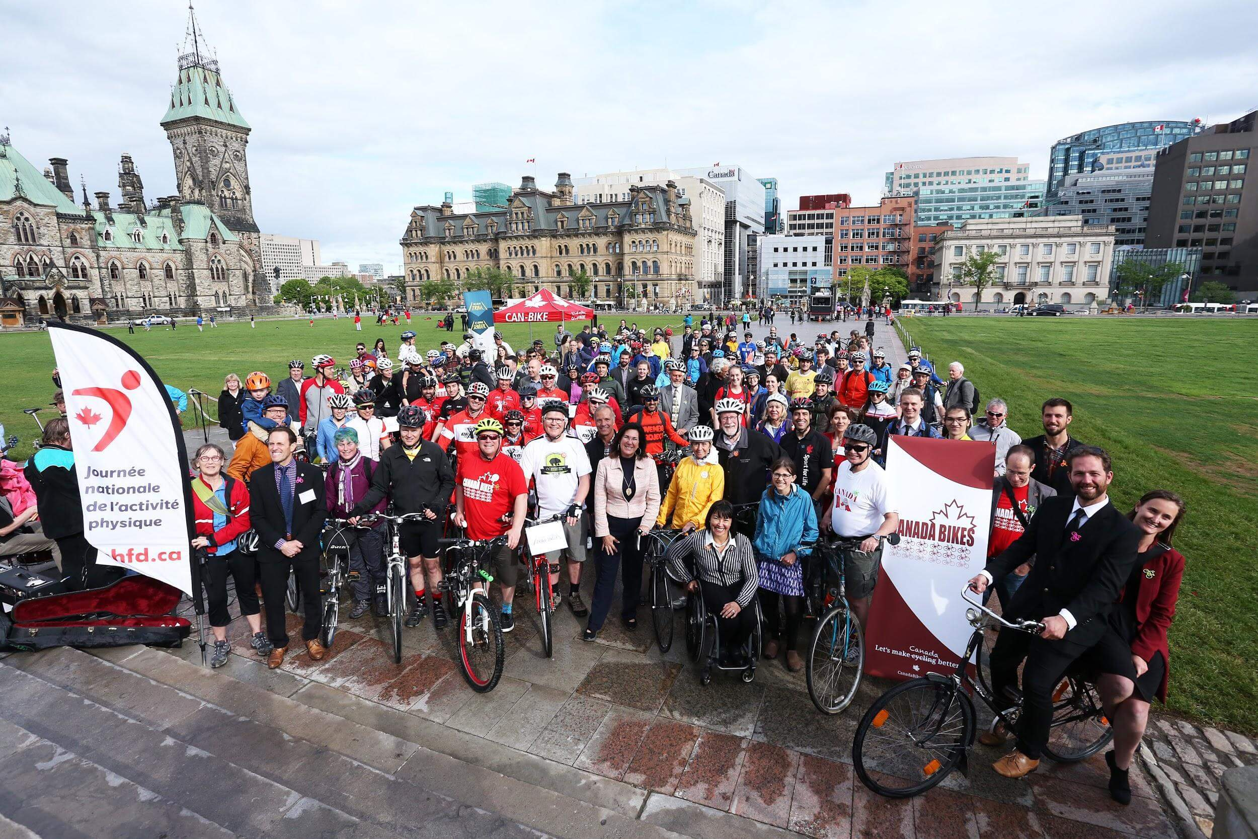 Join The 2nd Canadian National Bike Summit in Ottawa