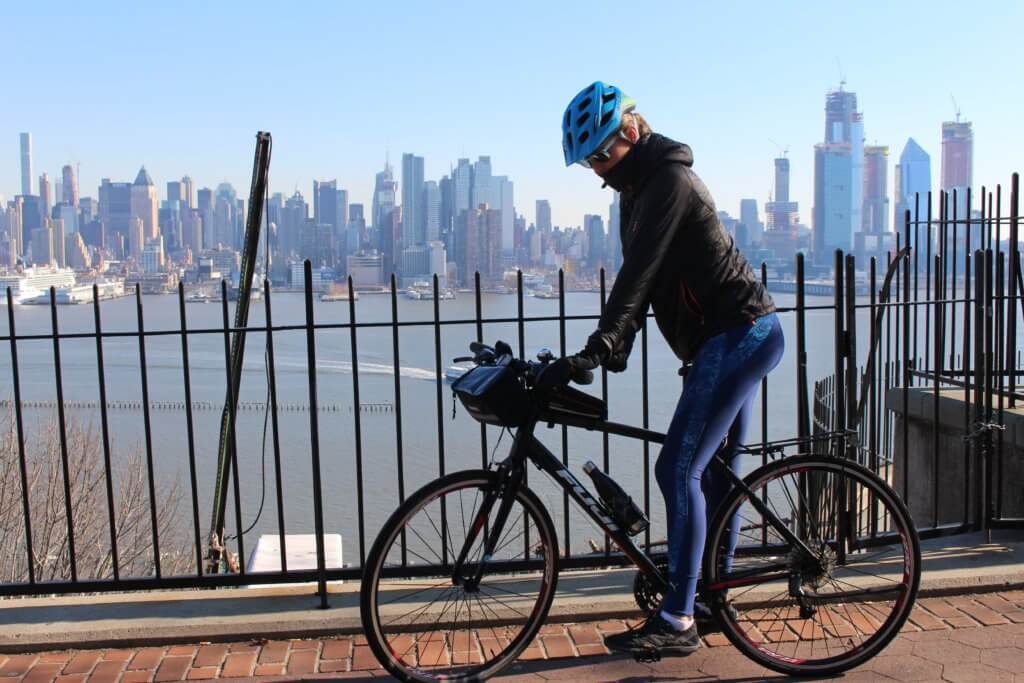 Lessons from Beginner Cyclist Solo Trip by bike
