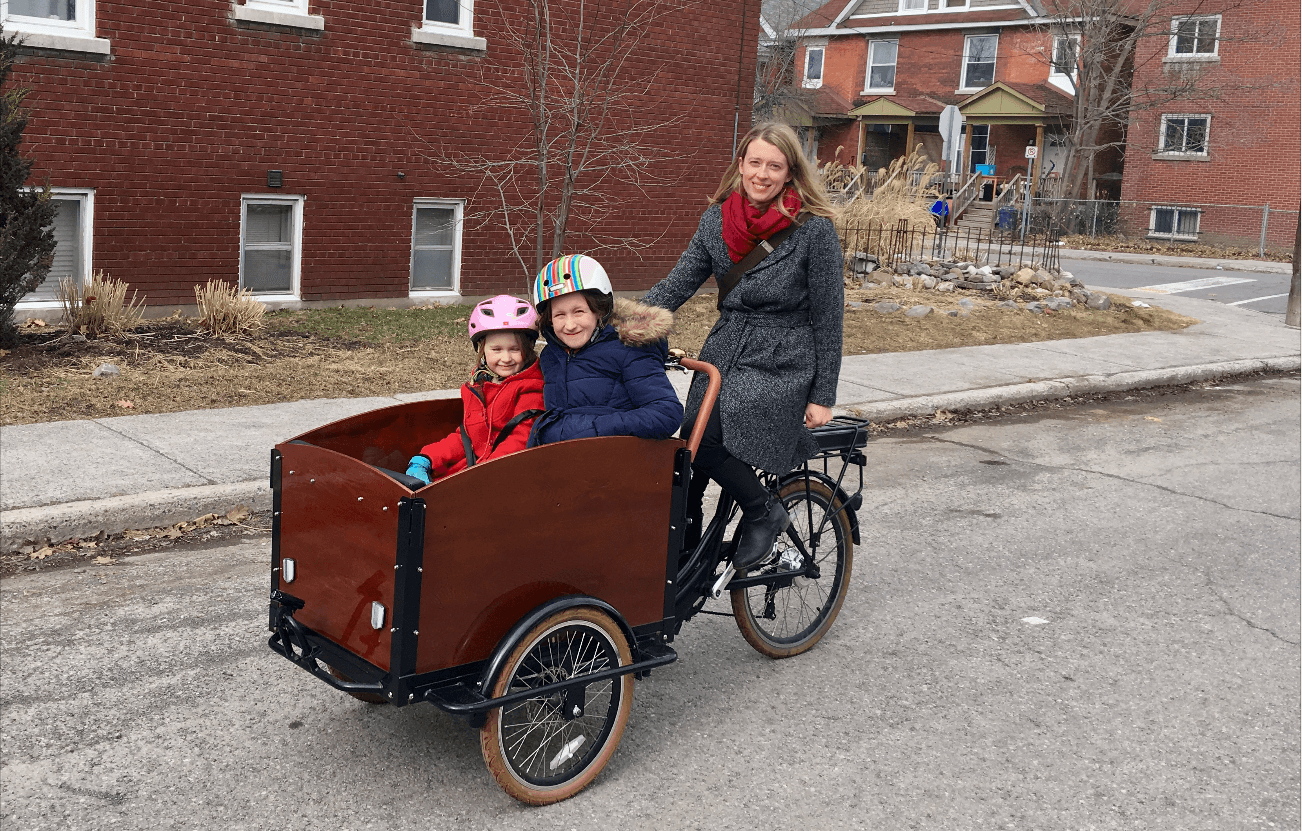 The Cargo Bike Diaries (Part 1/2)
