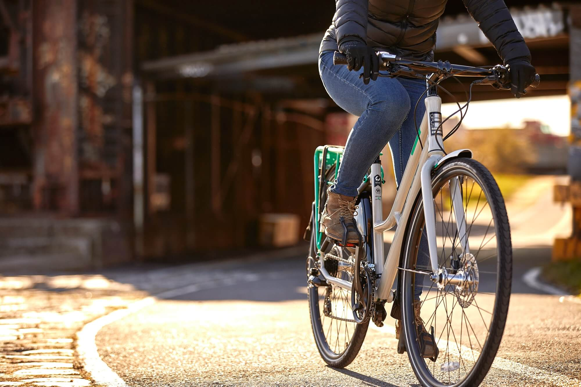Three Opus Bikes for Three Commuter Types