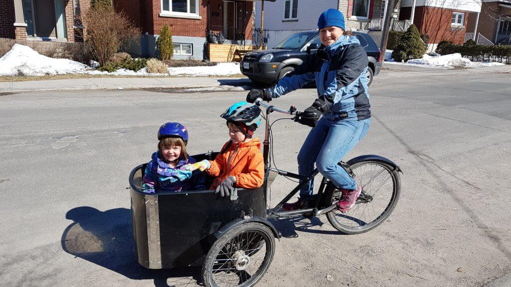 Cargo Bike Diaries Ottawa