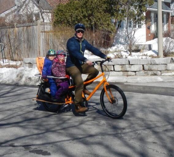 Cargo Bike Diaries Xtracycle