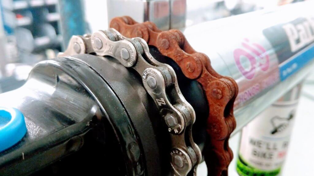 How to Maintain your Bike Bicycle Chain