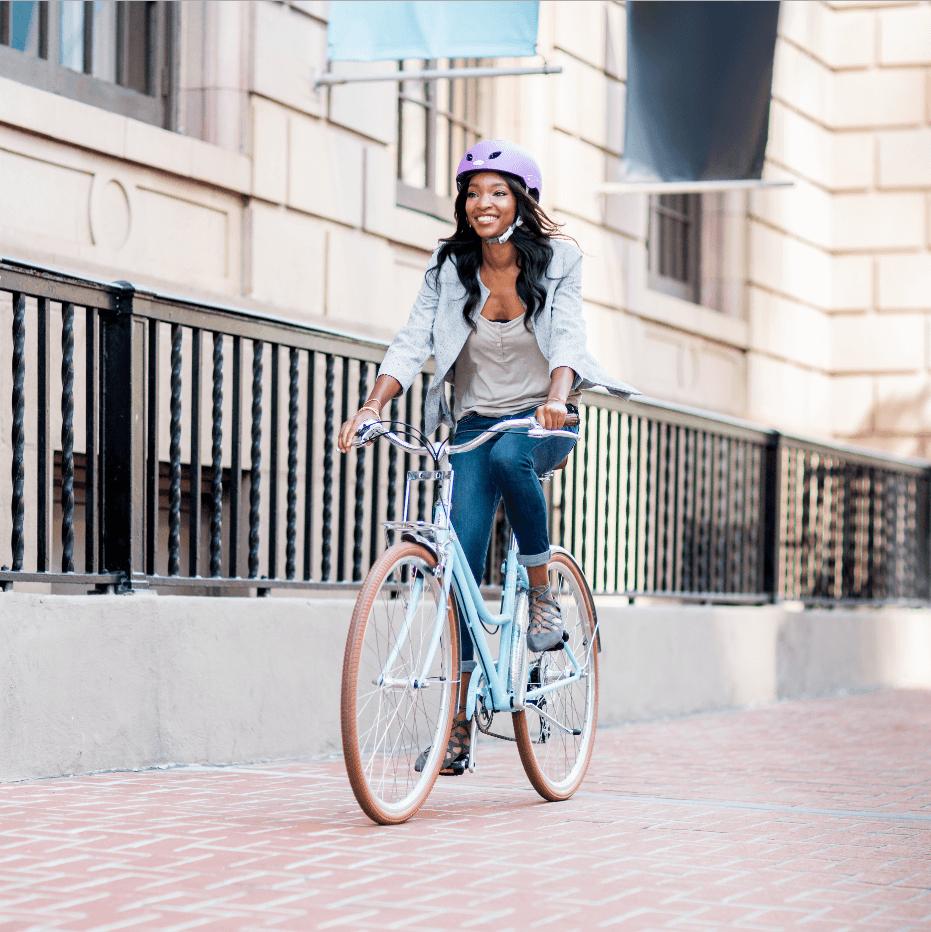 How to find bike fit Schwinn Step Through Frame