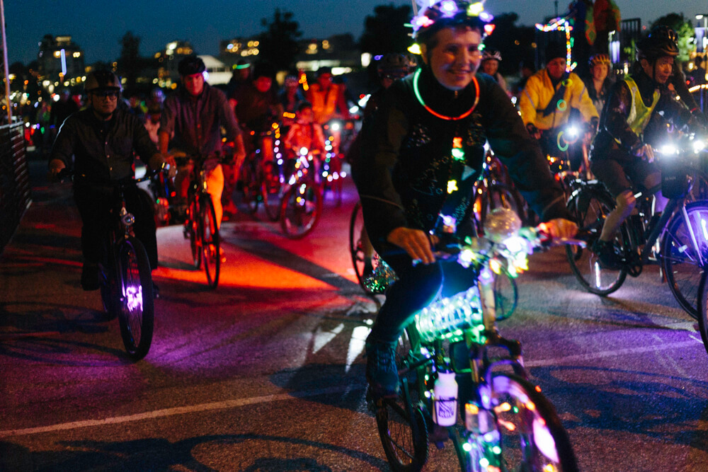 Vancouver's Largest On-Street Bike Ride Is Happening September 15th