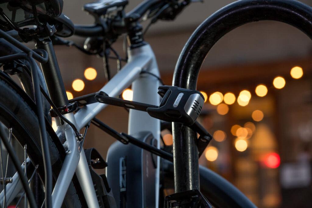 ABUS Bordo 6000A Bike Lock Giveaway