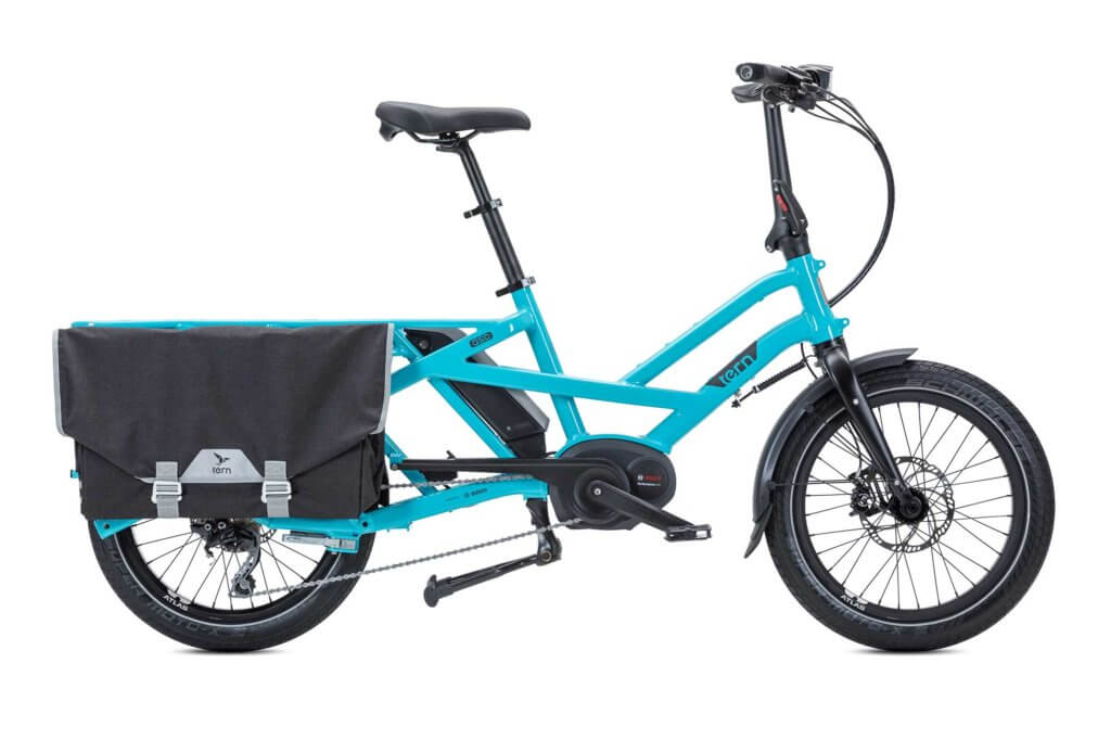 Tern GSD Cargo Bike Cyclist Gift Guide 2018