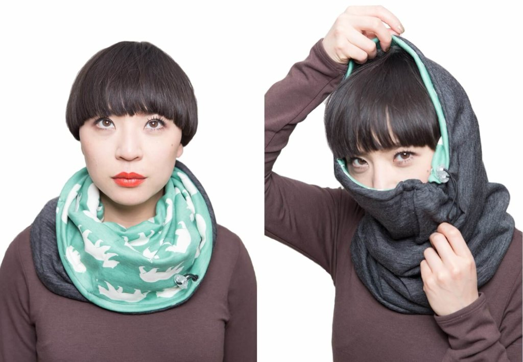 riyoko Travel Hood Cylist Gift Guide