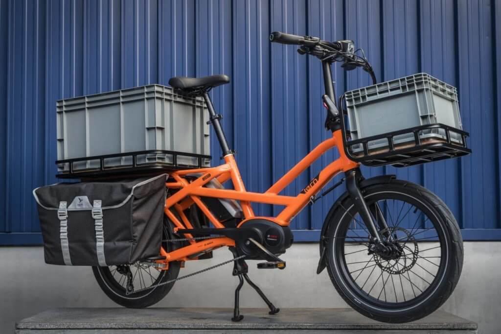 Tern GSD review electric cargo bike