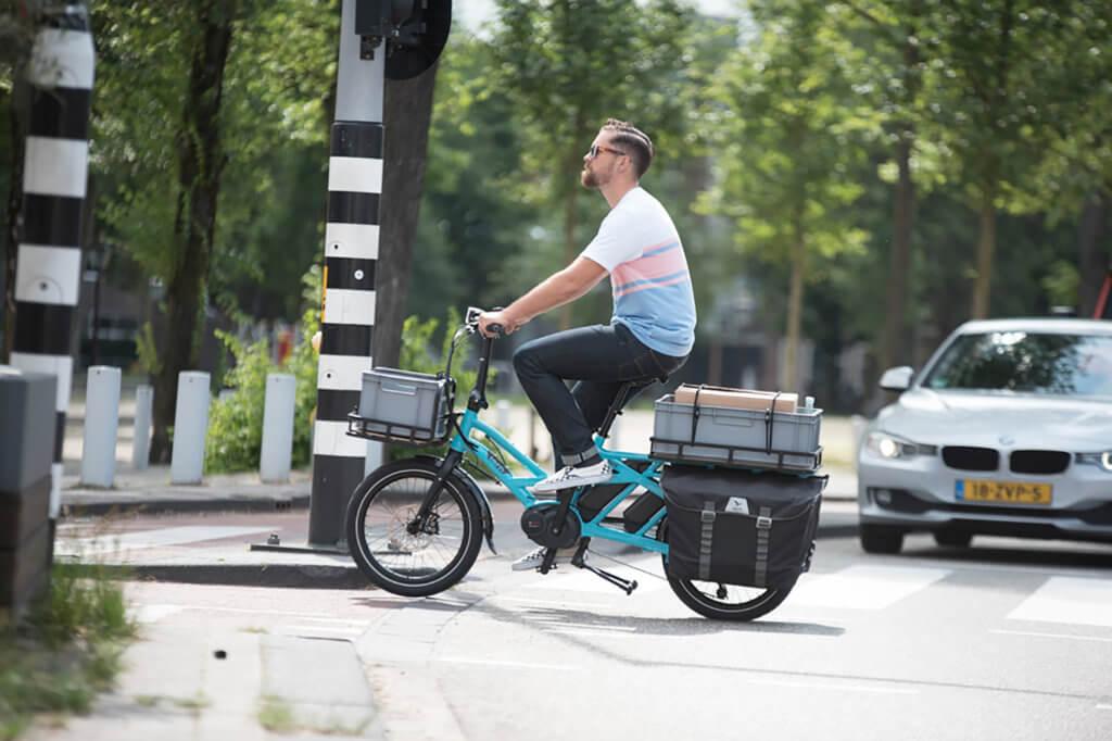 Tern GSD review electric cargo bike