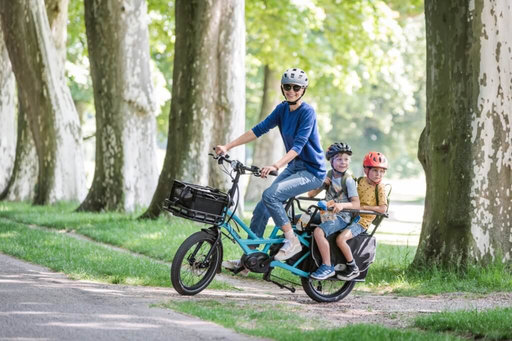 Tern GSD Review Electric Cargo Bike Review