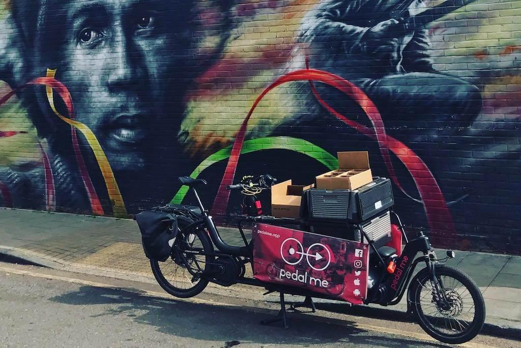 Pedal Me cargo bike