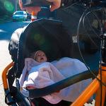 How To Bike With Newborns