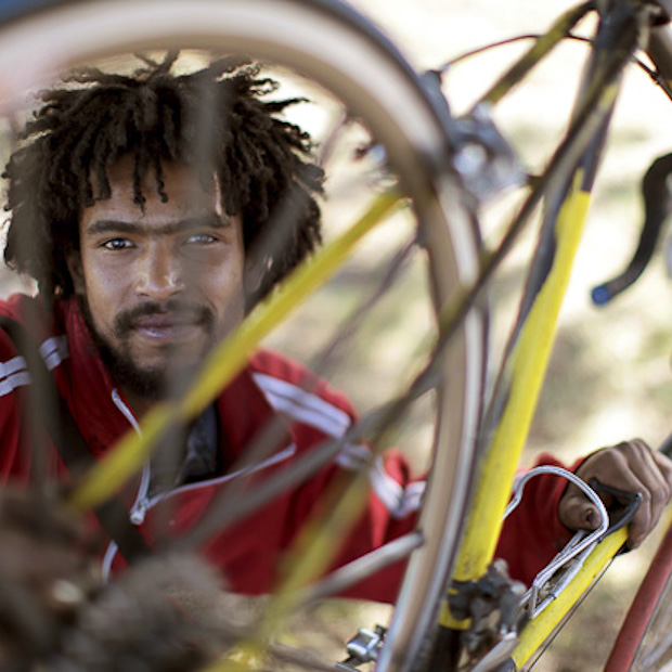 Bicycle Portraits from South Africa