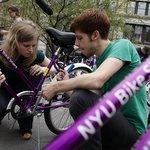 New York City University – Worksman Cycles Bike Share