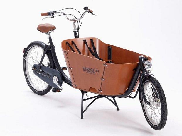 Cargo Bike Review Babboe City