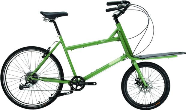 Wonderbaarlijk Cargo Bike Review - Civia Halsted | Momentum Mag LQ-37