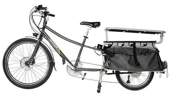 Cargo Bike Review Xtracycle Edgerunner Electric Momentum Mag