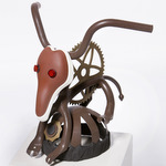 Forged Art – Bicycle Sculptures from the Prairies